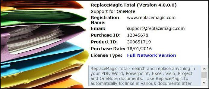 ReplaceMagic.OneNote