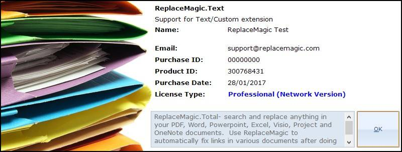 ReplaceMagic.Text Professional
